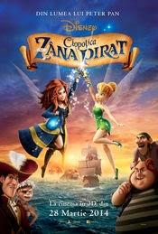 Clopoţica şi Zâna Pirat HD Online Subtitrat | Filme Online