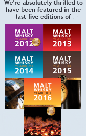 Malt Whisky Yearbook 2015