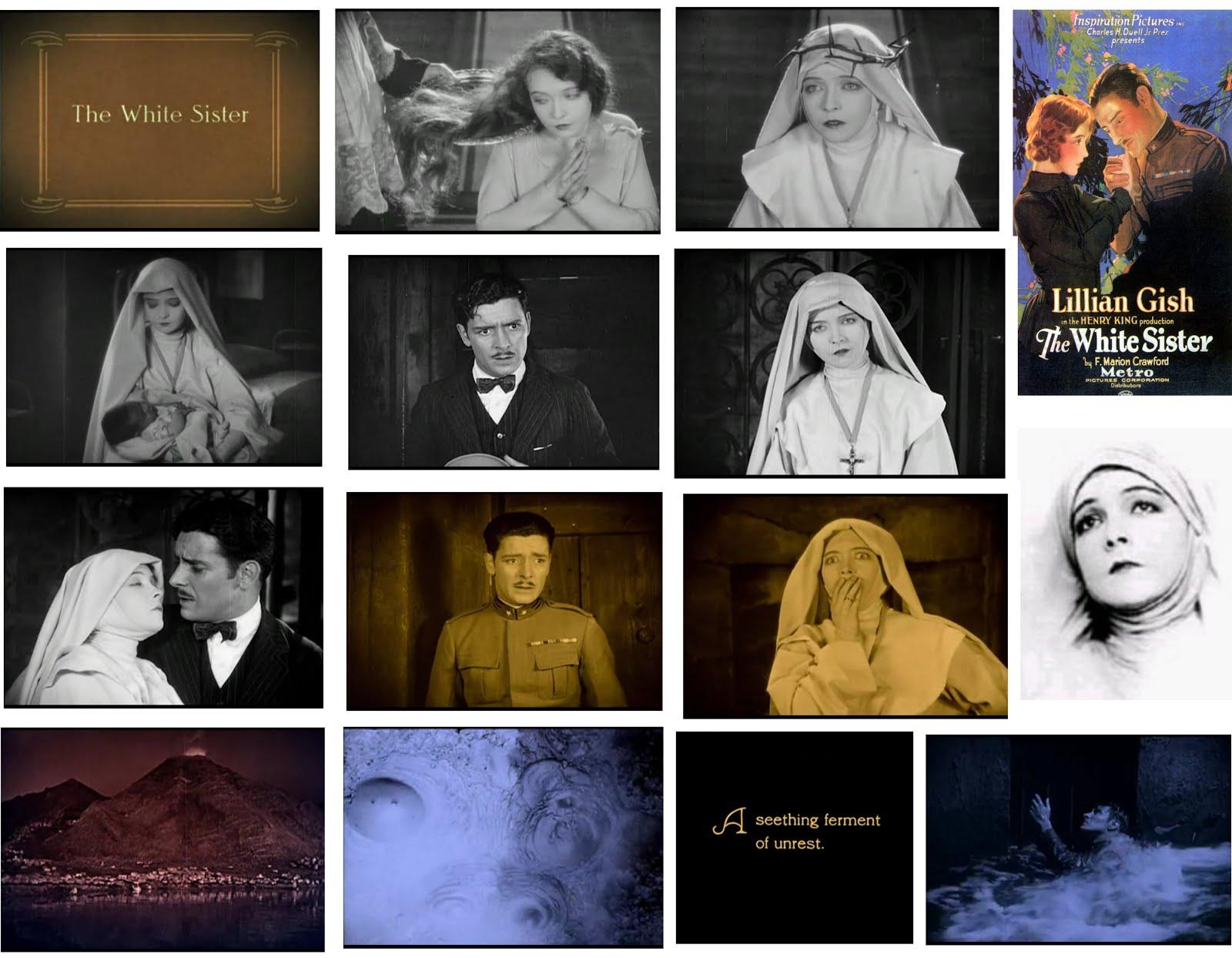 The White Sister (1923) DVD - restored, re-mastered