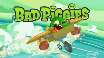 Rovio, El fabricante de Angry Birds ha lanzado otro juego titulado Bad Piggies, el cual está disponible para todos los dispositivos BlackBerry 10. Con más de 140 niveles para jugar horas y horas Consigue tres estrellas para desbloquear 36 niveles más. Sugerencia: A veces es necesario jugar el nivel varias veces para alcanzar todos los objetivos de una manera diferente de ganar todas las estrellas! Características de Bad Piggies: 140 niveles repletos de pura diversión 36 niveles adicionales desbloqueado por conseguir tres estrellas! 8 niveles de caja de arena Nivel sandbox ultra-secreto para desbloquear mediante la recopilación de diez cráneos!