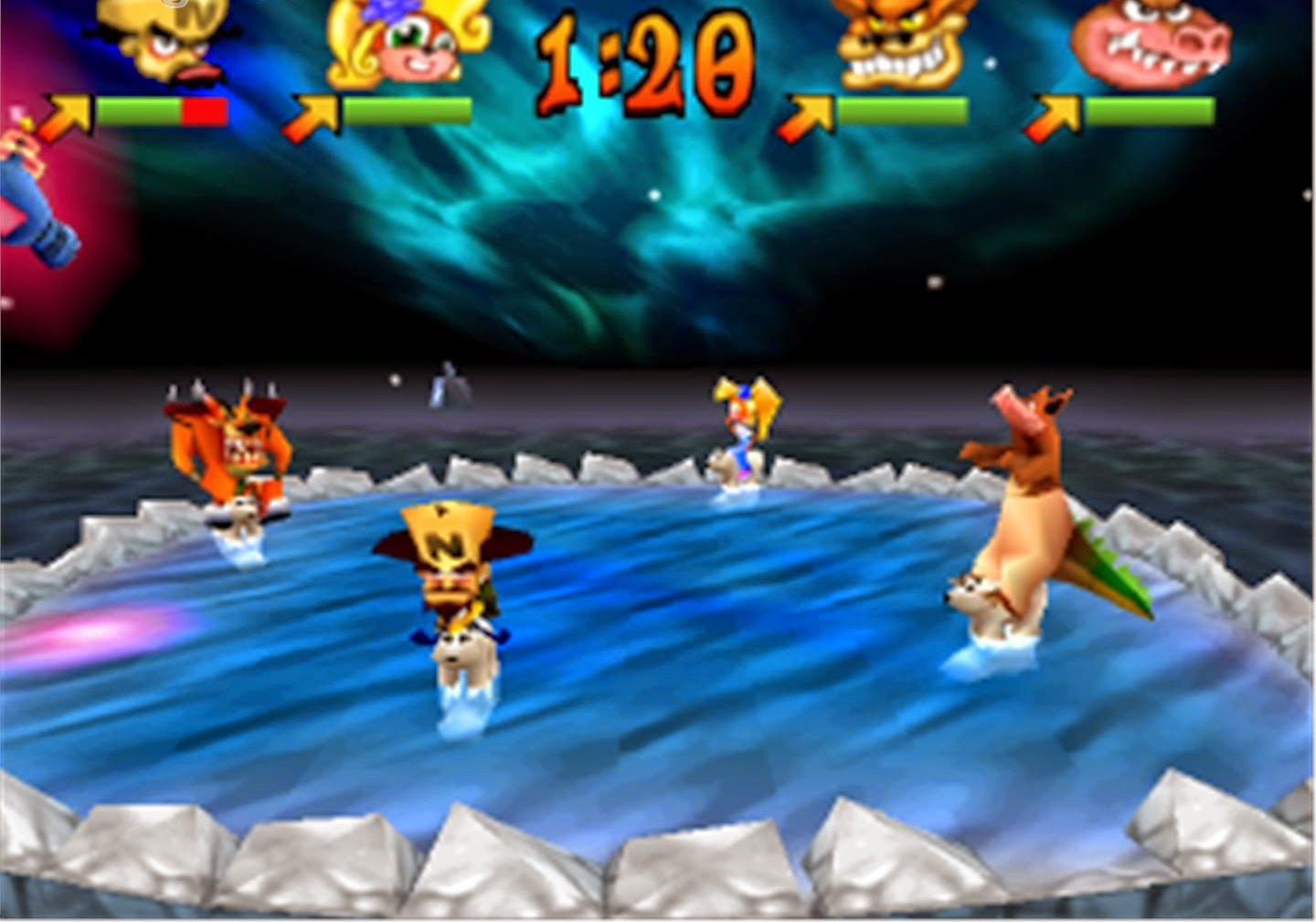 Crash Bash Game - Free Download Full Version For PC