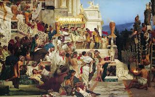 Новый завет Христианства. Римская империя