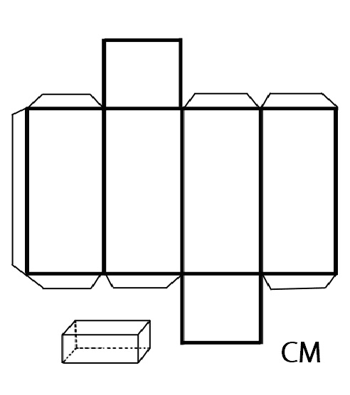 Armar cuerpos geometricos - Imagui