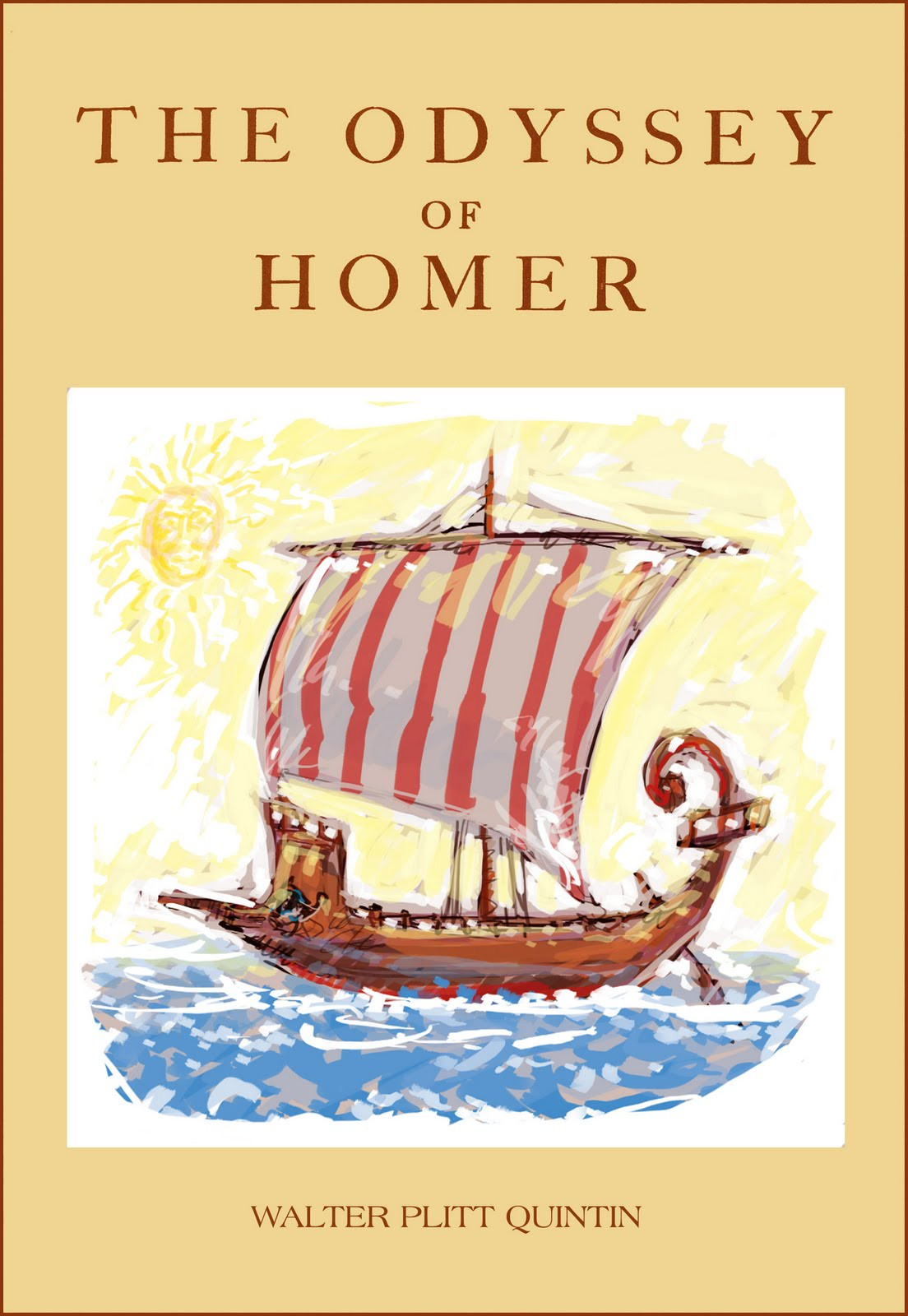 an analysis of homers epic poem the iliad Homer's address to the muse begins the idea that the iliad is a poem inspired by the gods, an epic undertaking that will retrace a myth already well known to homer's ancient greek audience.
