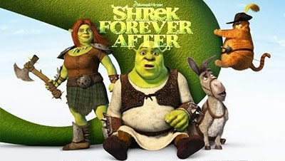 Alternate Universe versions Shrek Forever After 2010 animatedfilmreviews.blogspot.com