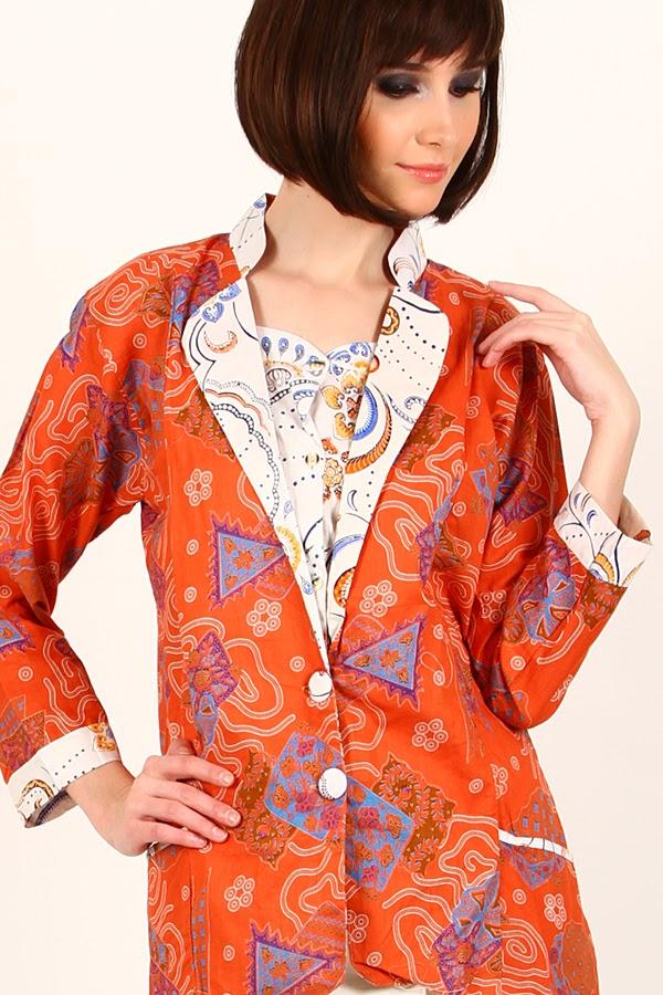 Model Dress Batik Modern Terbaru 2013 | Auto Design Tech