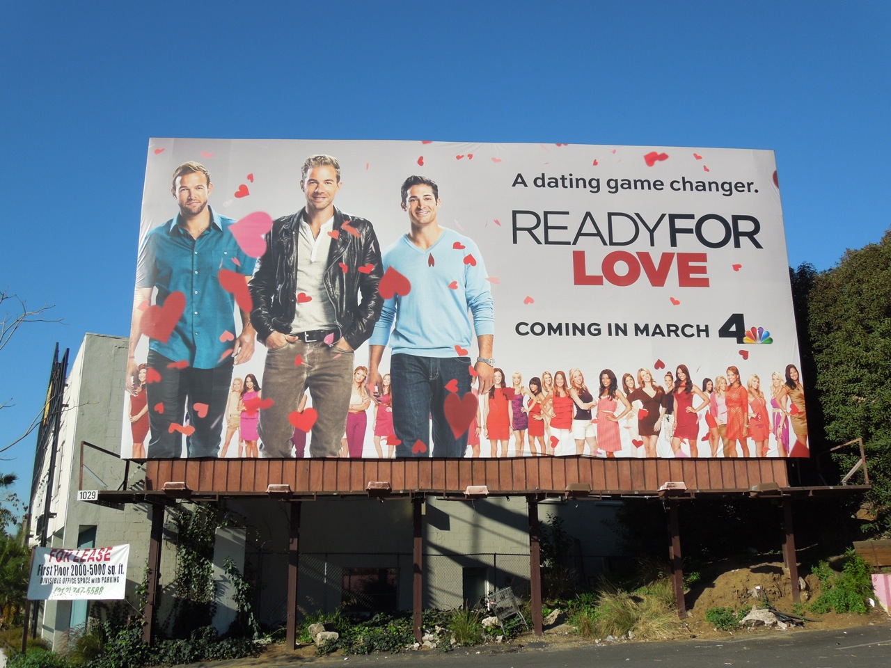 Ready For Love season 1 billboard