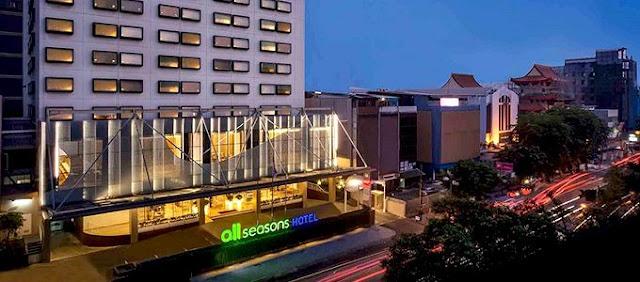 hotel all seasons gajah mada jakarta