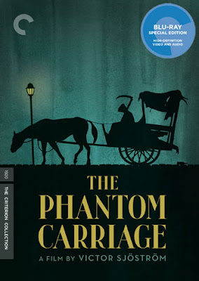 "Win a Copy of ""The Phantom Carriage"""