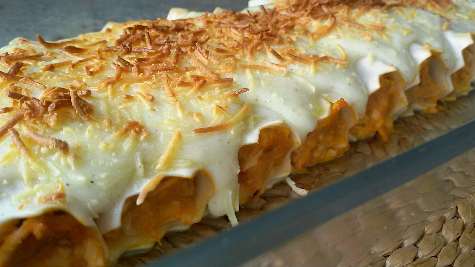 Canelones de at n caseros for Platos faciles para sorprender
