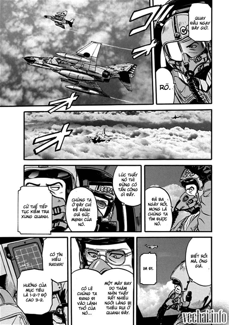 Gate – Jietai Kare no Chi nite, Kaku Tatakeri chap 41 Trang 28 - Mangak.info