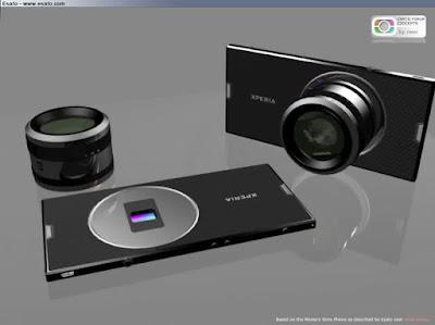 Sony Xperia ZX RAM dengan Kamera Selfe 23 MP dan RAM 6GB