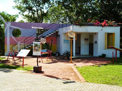 Casa Laboratório do Espaço Ciência de Pernambuco