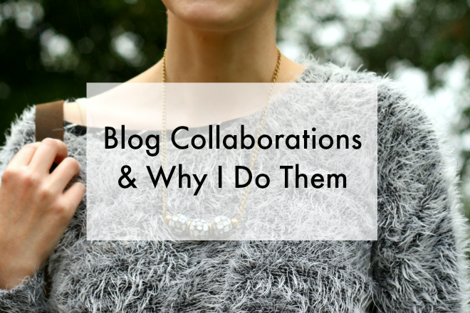 sponsored posts and blog collaborations