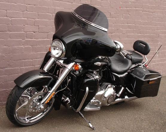 2012 Harley-Davidson Street Glide CVO - FLHXSE2 Specifications ...