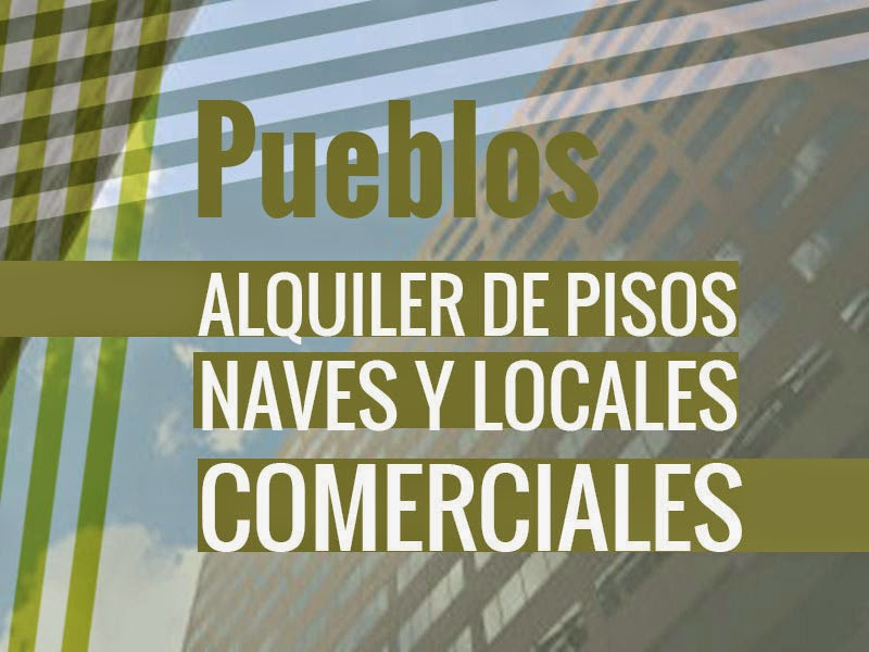 Alquiler de pisos en pueblos de Teruel