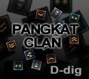 Daftar Pangkat Clan Point Blank - PB