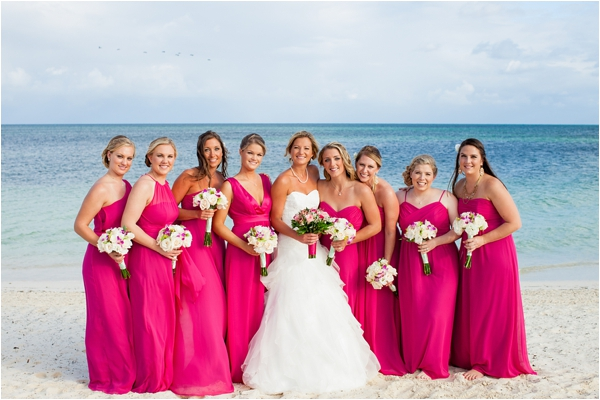 Cancun Mexico Destination Wedding By Laura Goldenberger Photography