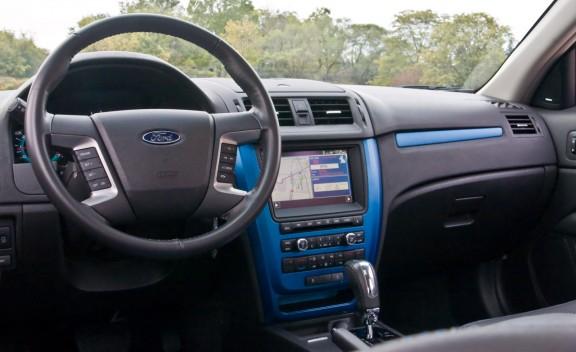 2010 Ford Fusion Sport Interior