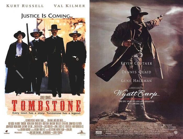 19. Tombstone | Wyatt Earp – 1994