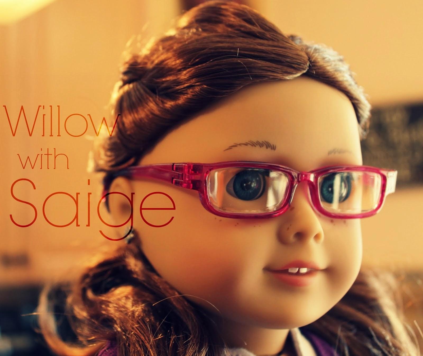 Willow with Saige