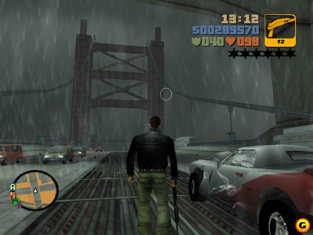 Free Download GTA 3 RIP PC Game   229 MB