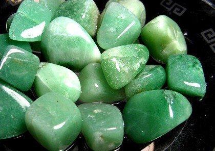 ornate because we gemstones green