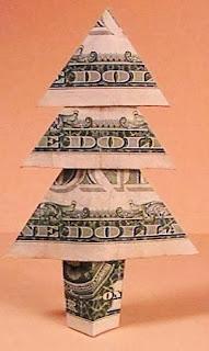 Arboles de la Fortuna con Billetes Reciclados, Cabalas para Año Nuevo