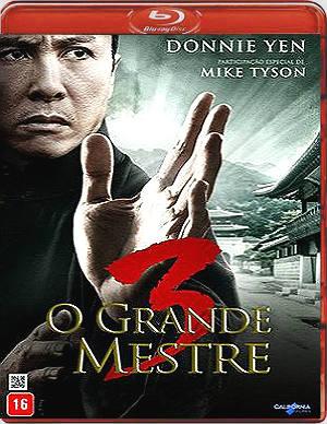 Filme Poster O Grande Mestre 3 BDRip XviD Dual Audio & RMVB Dublado