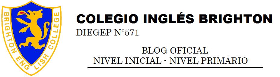 Nivel Inicial y Nivel Primario    Colegio Inglés Brighton
