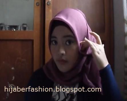 Cara Memakai Jilbab Modern Untuk Wajah Bulat Dan Lebar | Share The ...