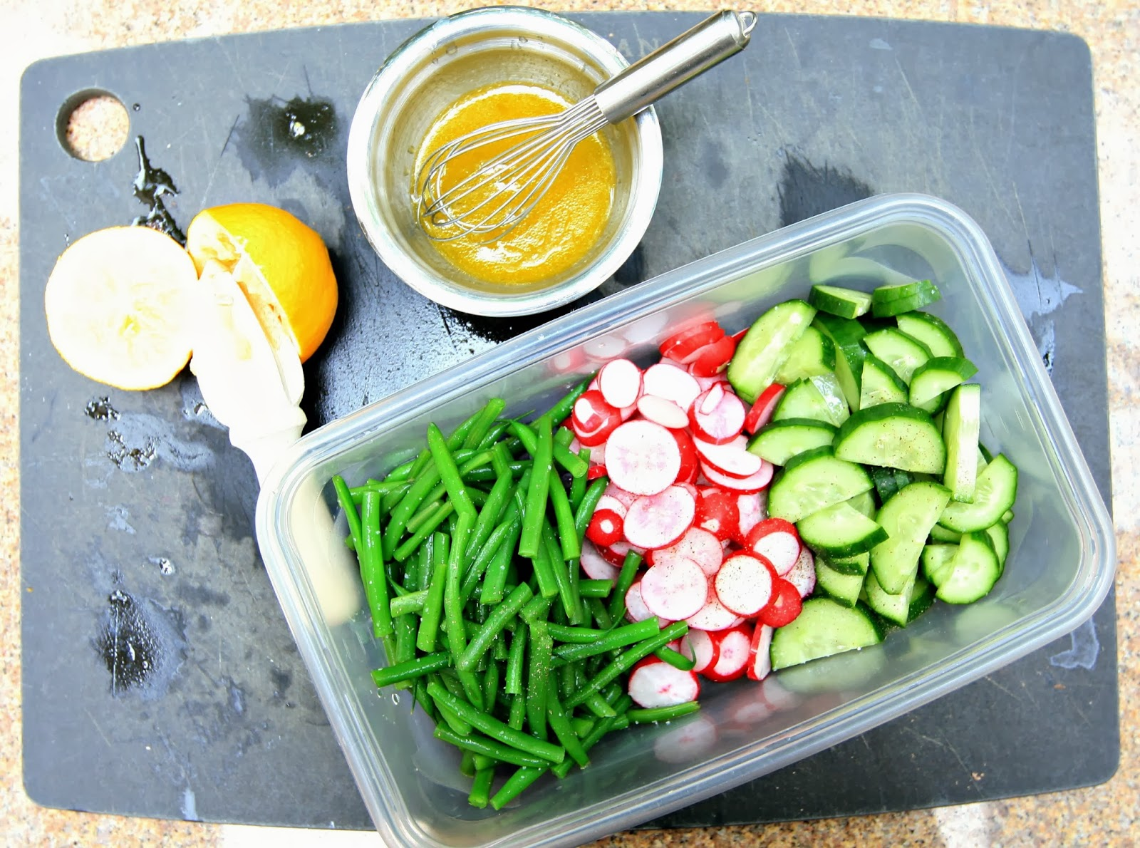 #lovehealthyme #wwsponsored weight watchers simple start fresh veggies easy vegetable salad