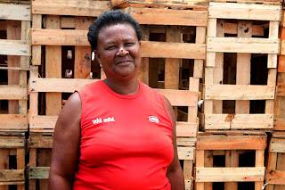Para a comerciante Maria Teixeira, as intervenções vão trazer melhores condições para os trabalhadores da Ceasa