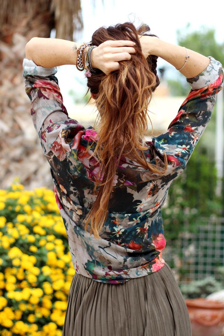 Falda midi, streetstyle, blogger, fashionblogger, fashion, winter 2016