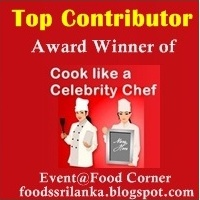 Top contributor Award