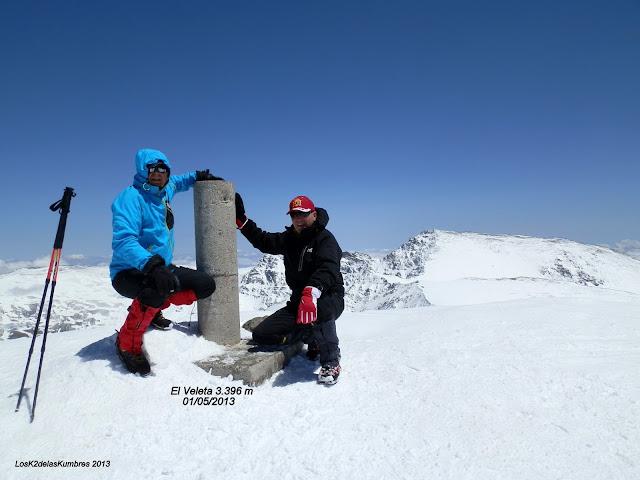 Cumbre El Veleta