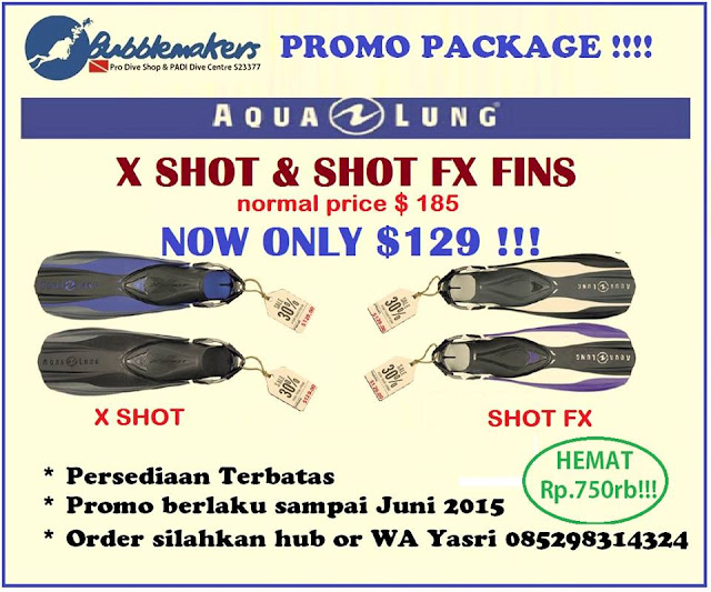 Bubblemakers Paket promo fin X-Shot