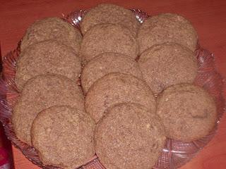 ***biscotti con farina di farro e cioccolato***