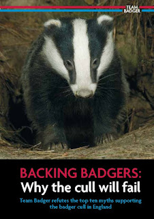 Team Badger Backing Badgers