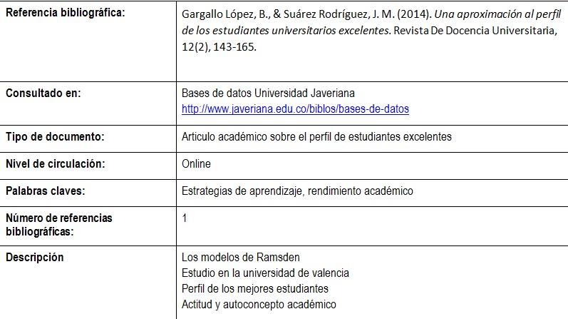 Estrategias de lectura y escritura: 3. Resumen Analitico Educativo.RAE