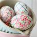 Πασχαλινά αυγά από...χαρτοπετσέτες χωρίς βάψιμο!