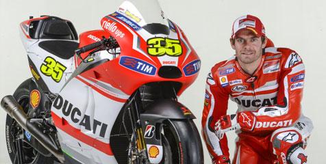 Crutchlow Masih Berniat Raih Hasil Baik Untuk Ducati