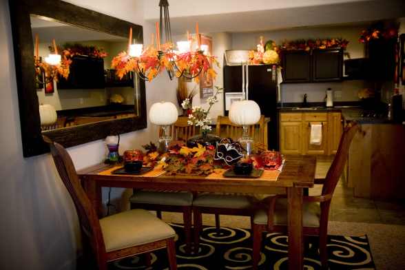 Autumn Decorated Rooms3