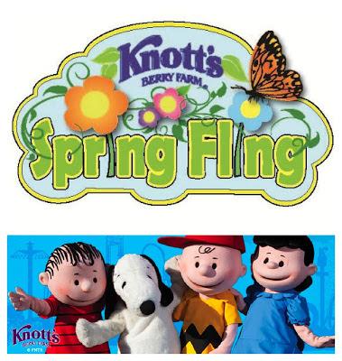 KNOTTS SPRING FLING #KNOTTSSPRING PARQUE DE DIVERSIONES EN CALIFORNIA