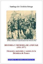 567 hitos y elementos franquistas en Andújar (Jaén)