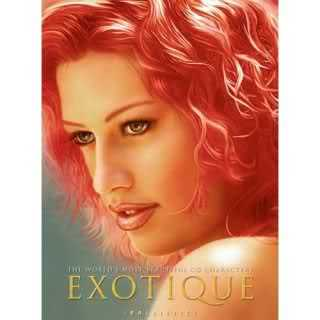 Exotique The World's Most Beautiful CG CharactersBallistic ...