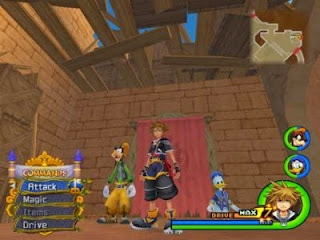 Kingdom Hearts 2 Ps2 Iso Mega Ntsc Juegos Para PlayStation 2
