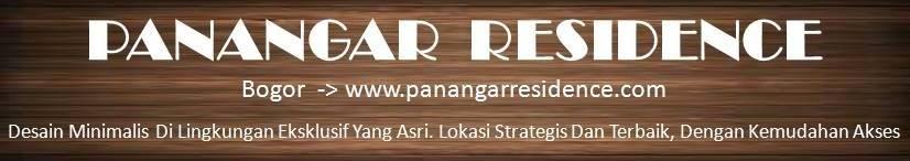 PANANGAR RESIDENCE - Bogor - Perumahan, Rumah, Jual, Minimalis, Harga, Baru, Kota, Raya, Model, Asri