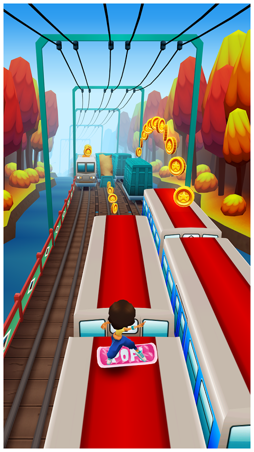 Subway Surfers Seoul full apk