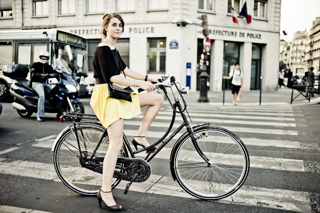 Δέκα συμβουλές για ασφαλή ποδηλασία στην πόλη